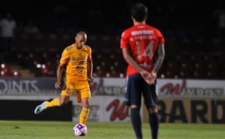Liga MX image tarnished