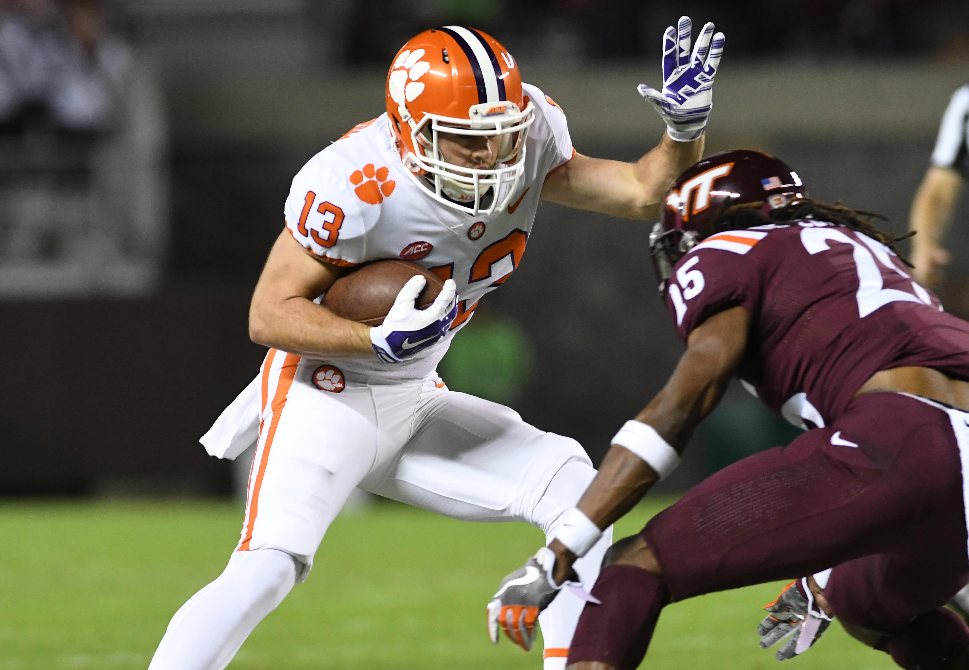 Clemson Football Defeats Virginia Tech 3 Takeaways
