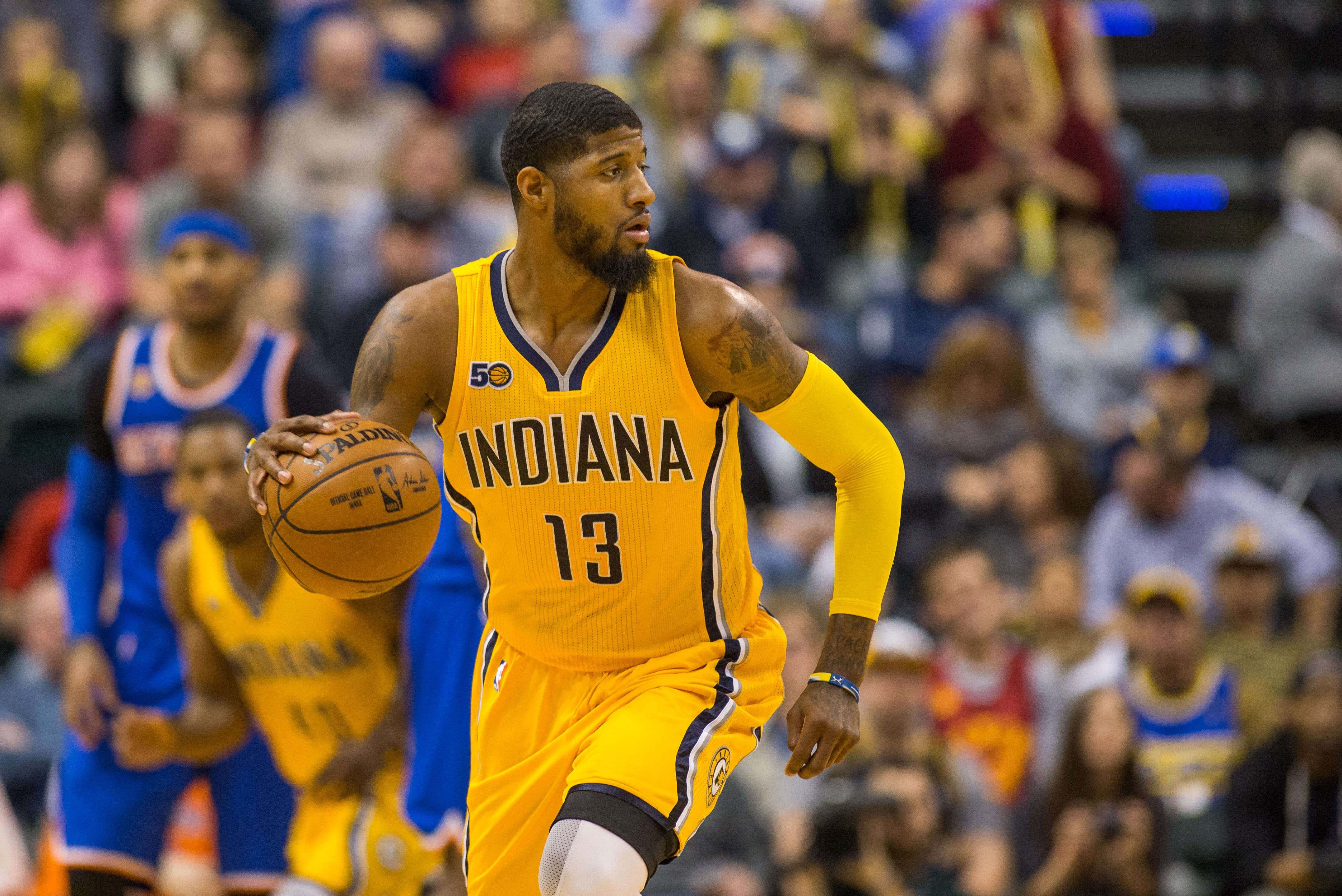 The Indiana Pacers are hoping to bolster their roster prior to the NBA trade deadline.