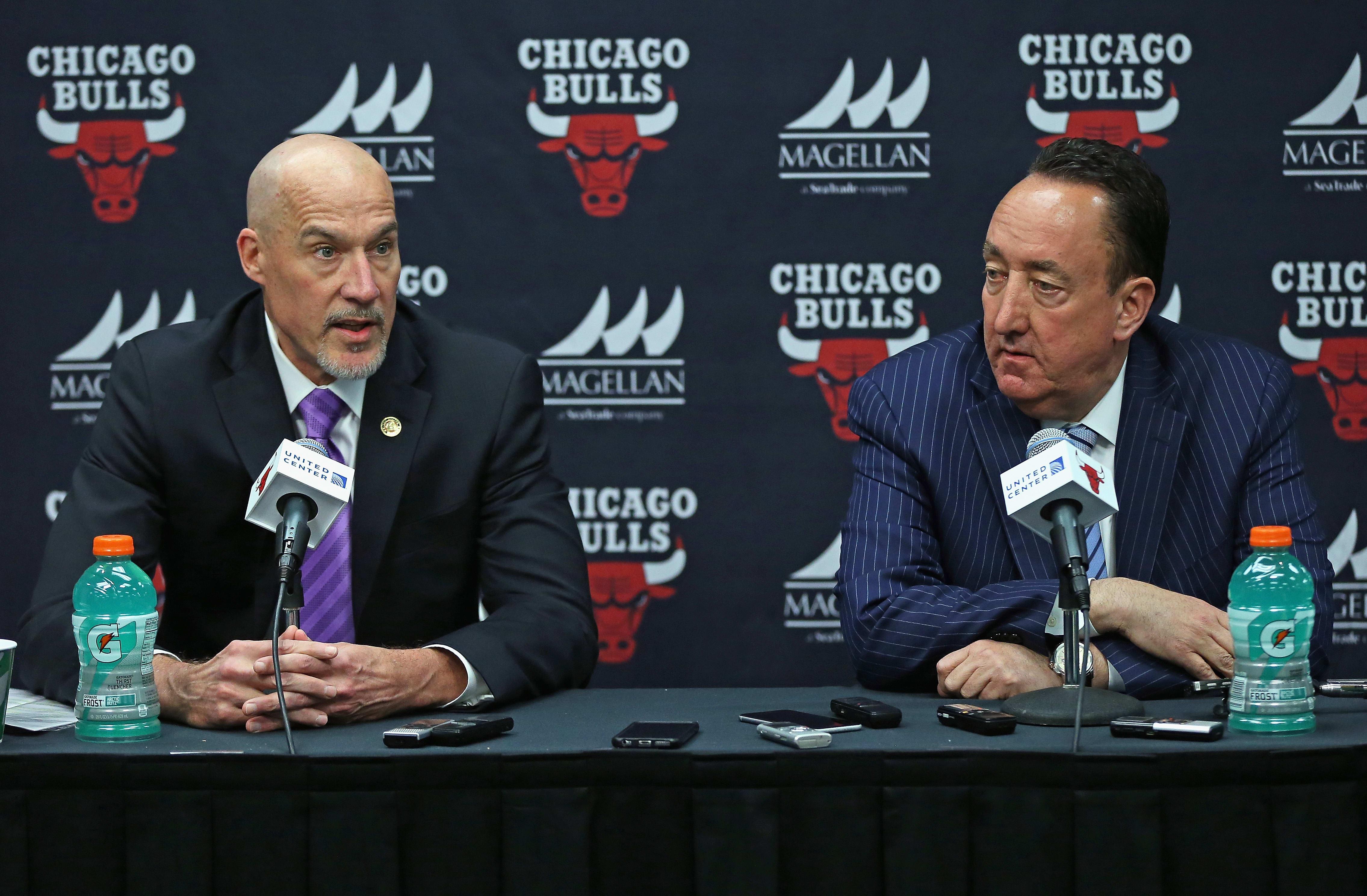 Chicago Bulls, Gar Forman