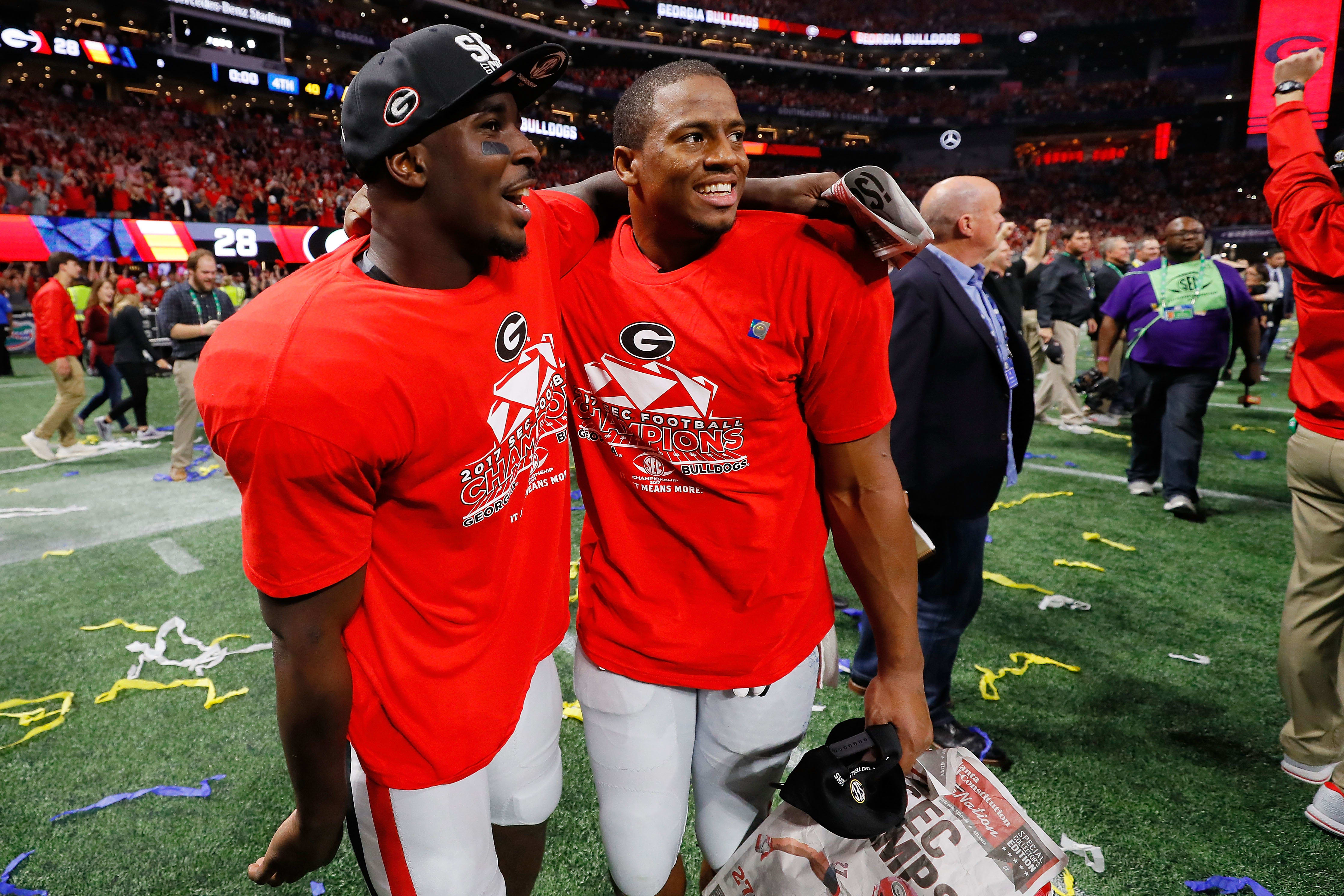 Georgia Football: Sony Michel deserved his Rose Bowl moment - Page 3