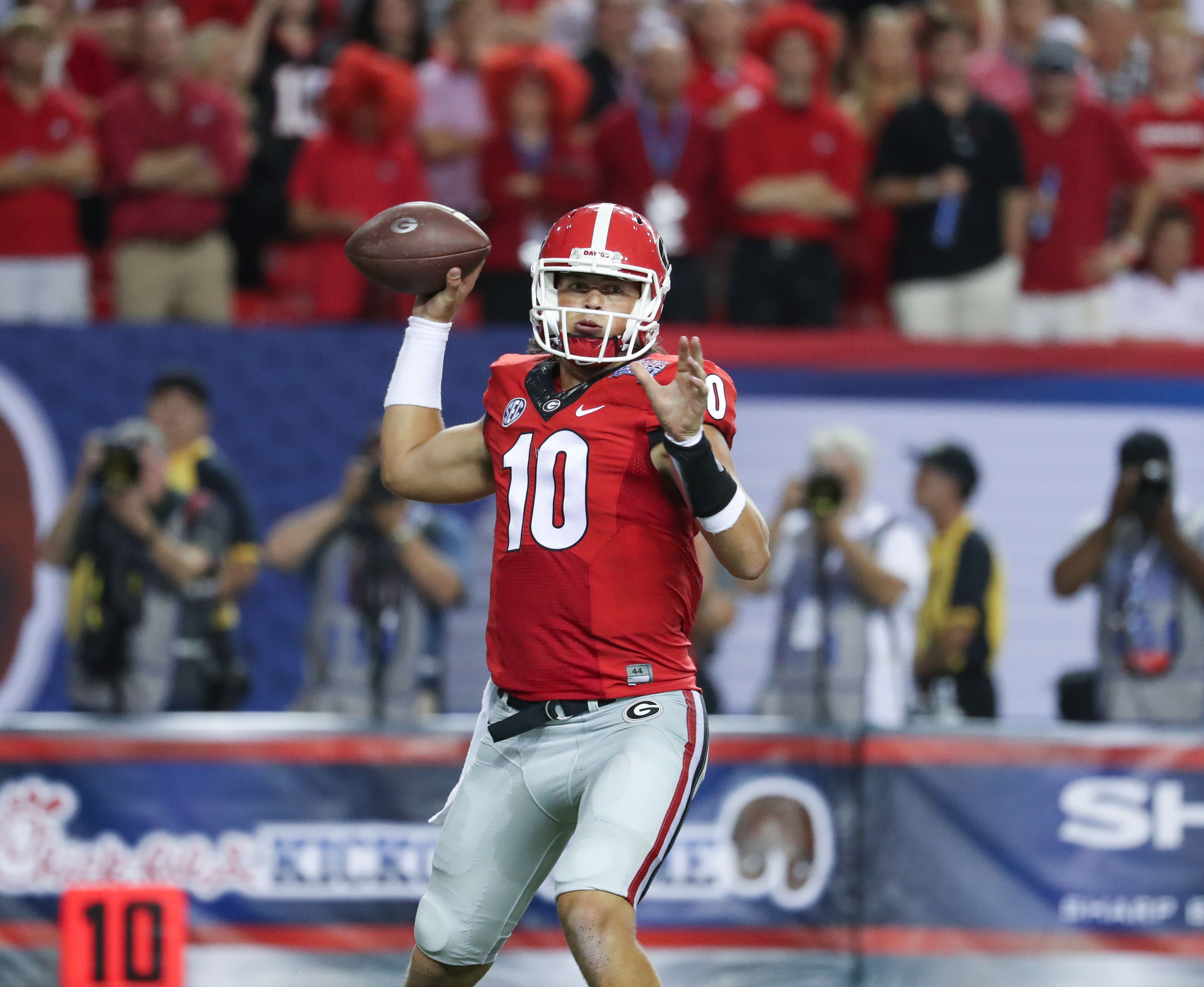 Georgia football: With Ramsey gone, Smart must alter plans for ...