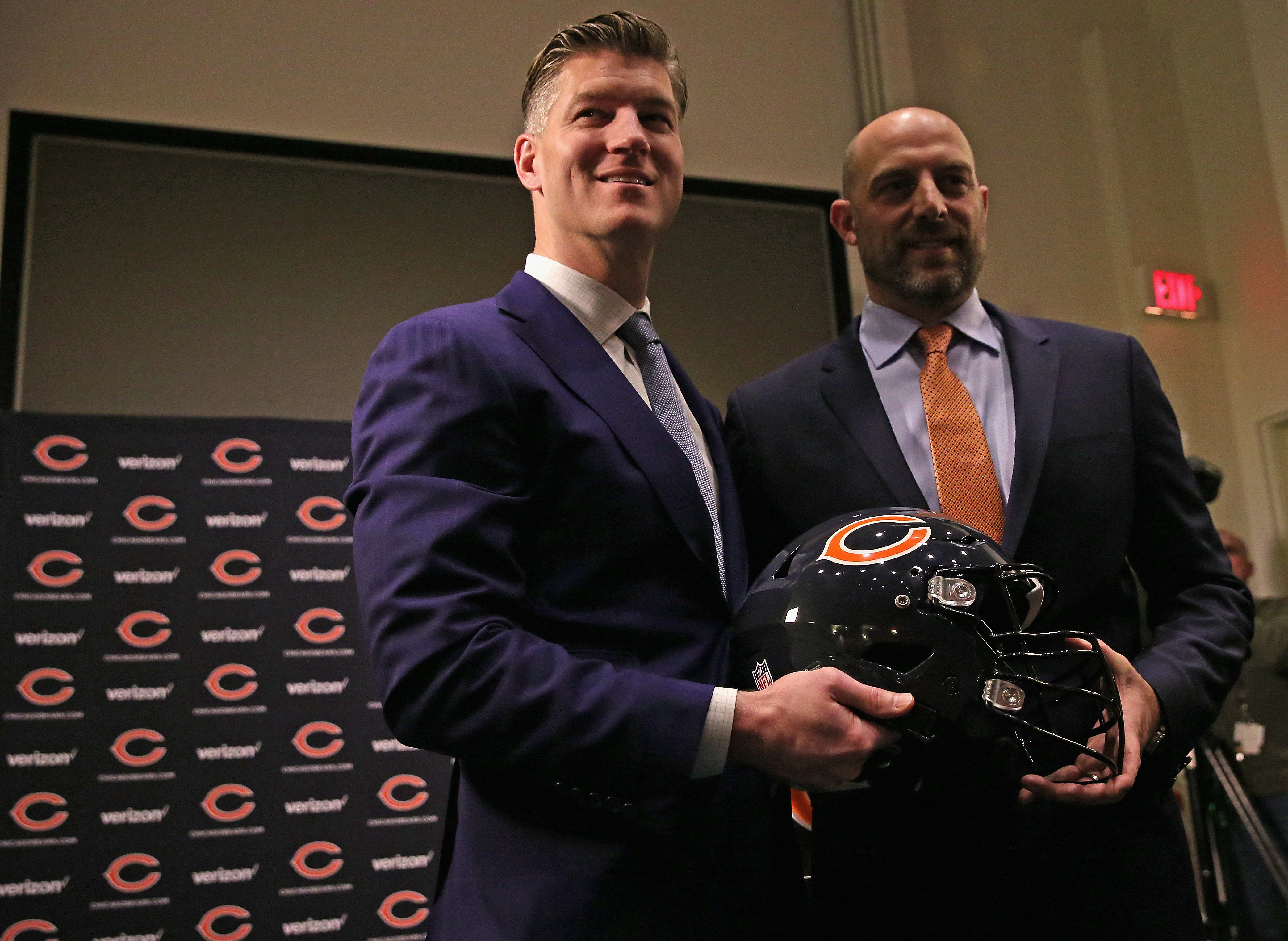 Chicago Bears, Ryan Pace