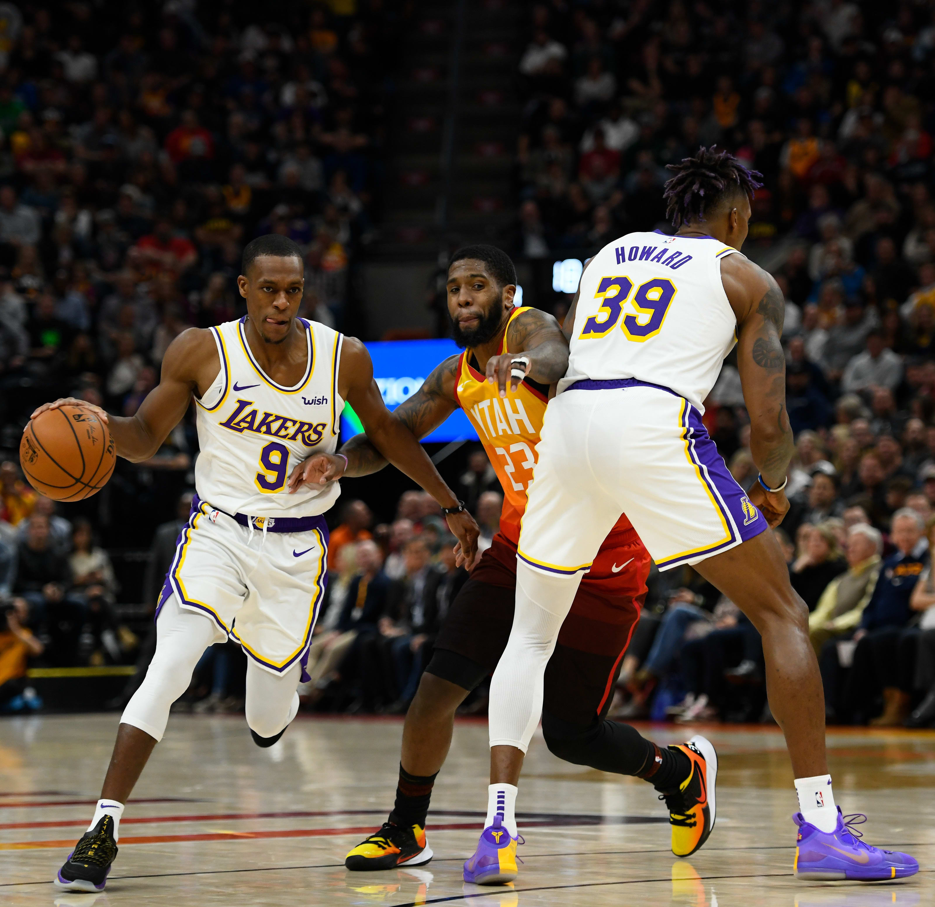 Los Angeles Lakers 5 Players Who May Not Be Back For 2020 21 Season