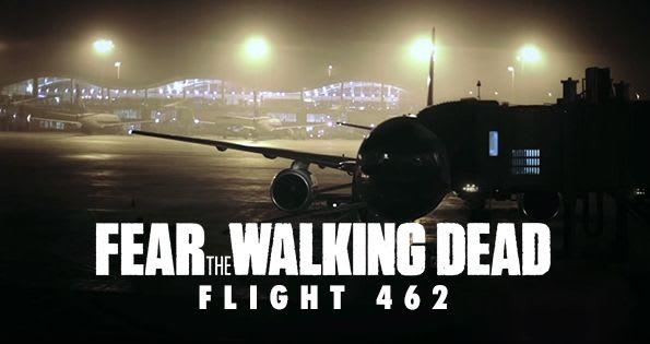 Flight 462. Fear the Walking Dead. AMC.