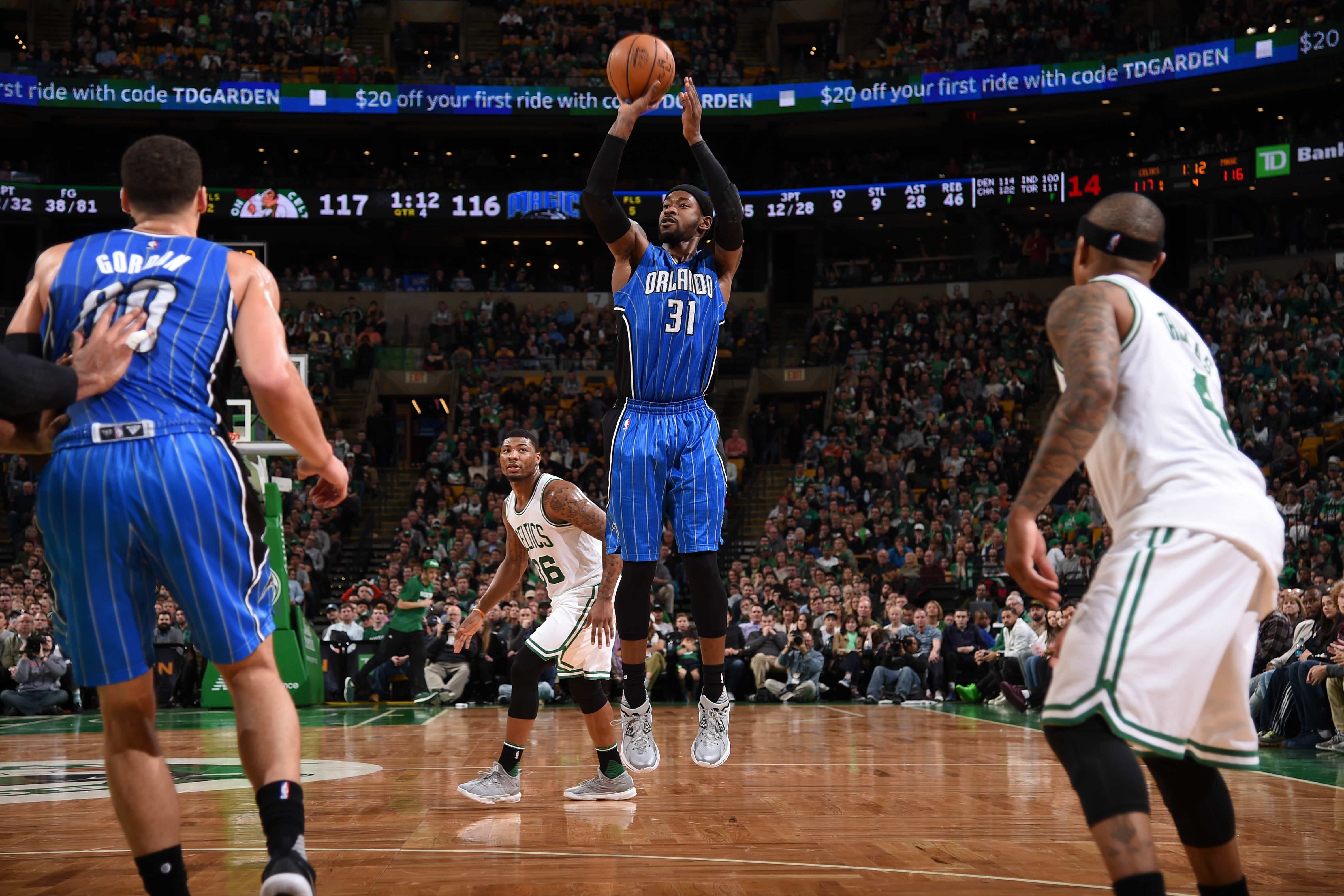 Terrence Ross, Orlando Magic, Boston Celtics