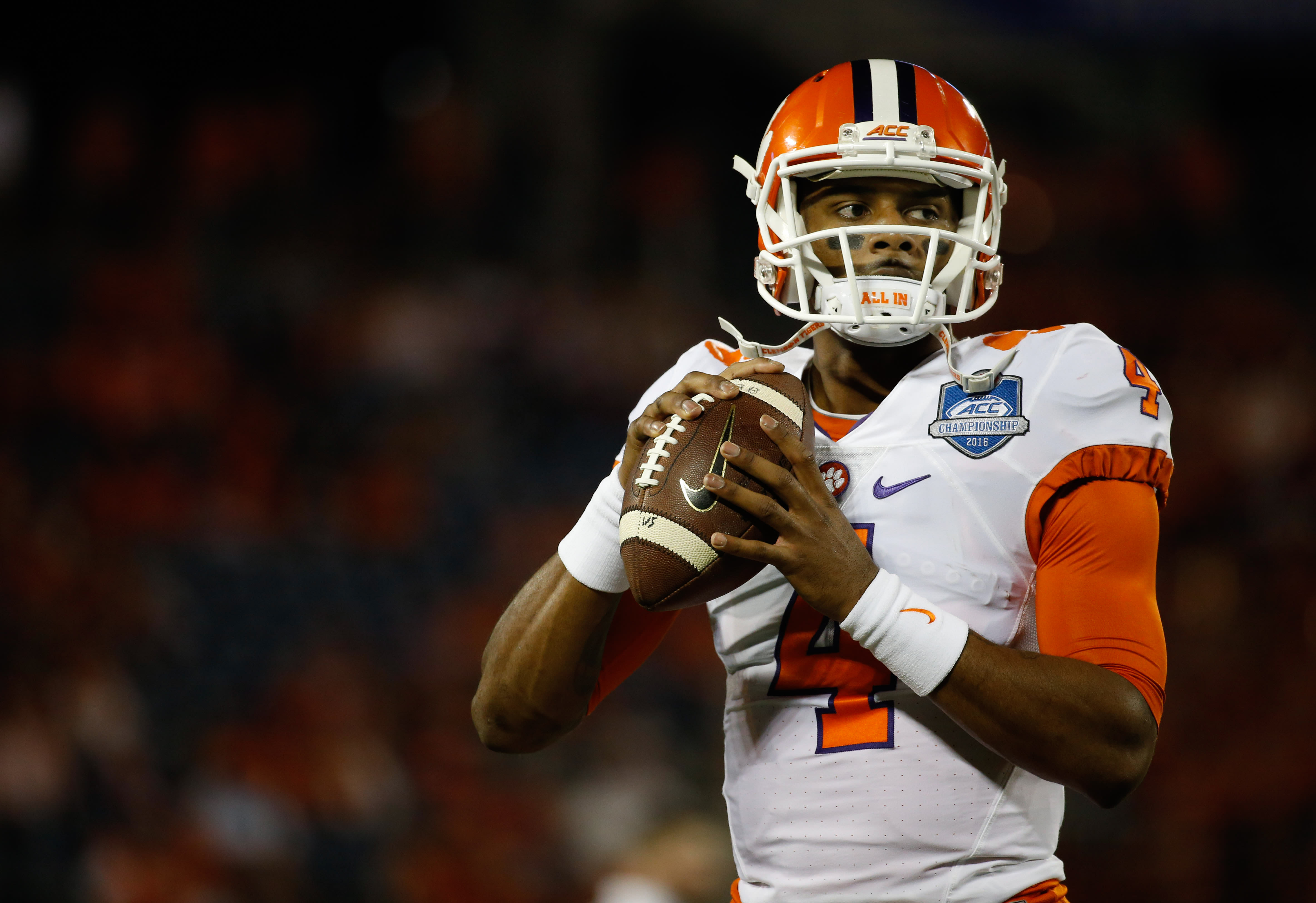 Deshaun Watson Named ACC Player of the Year: Latest