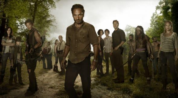 Credit: The Walking Dead - AMC