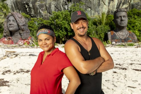 Sandra Boston Rob Have One of the Most Complex Relationships in Survivor 40