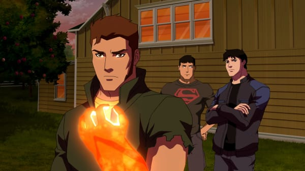 Geo-Force in Young Justice: Outsiders episode 5 (Credit: DC Universe)