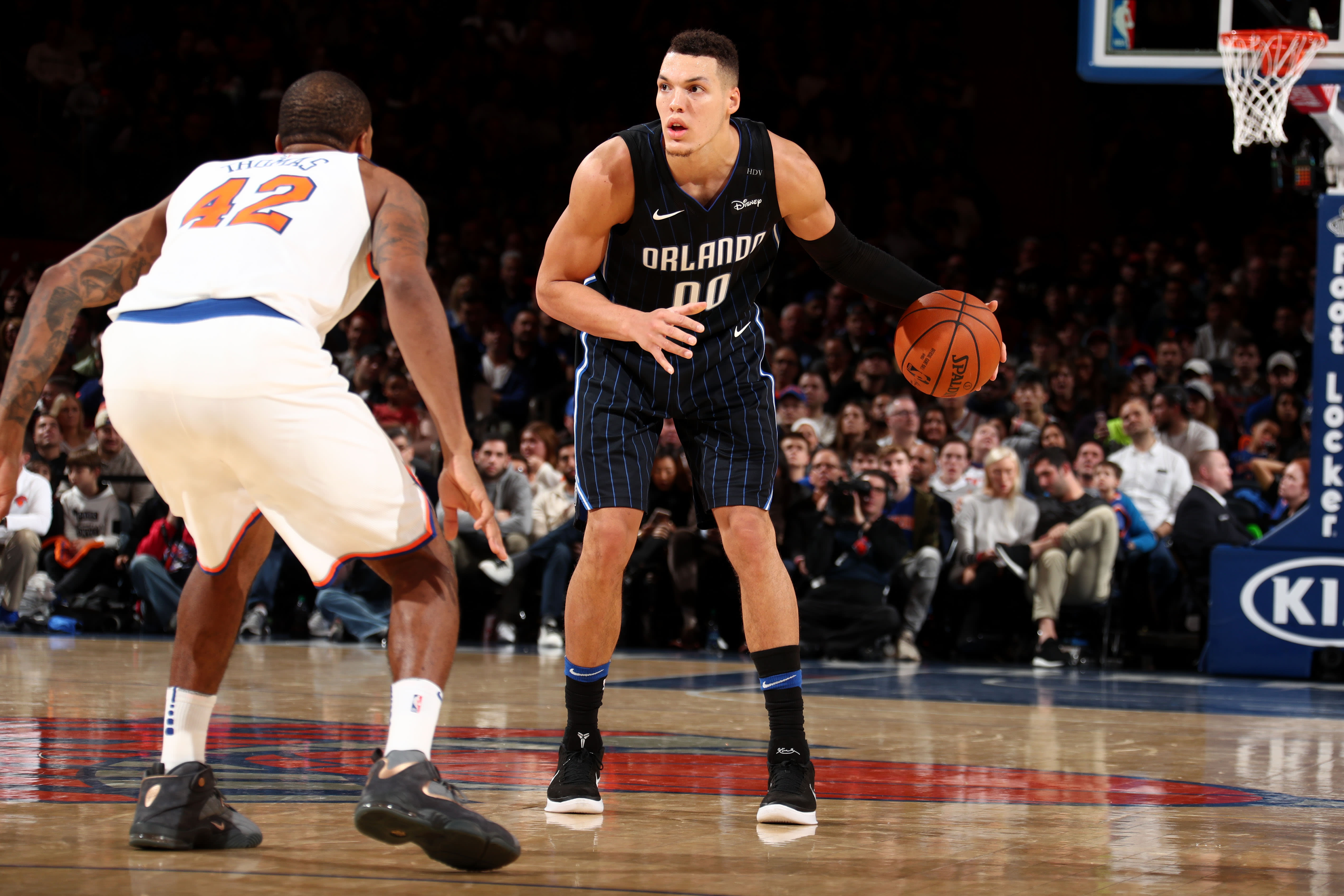 Aaron Gordon, Orlando Magic, New York Knicks