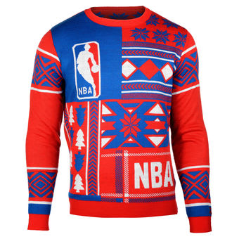 Reviewing the NBA's ugly Christmas sweaters The Step Back