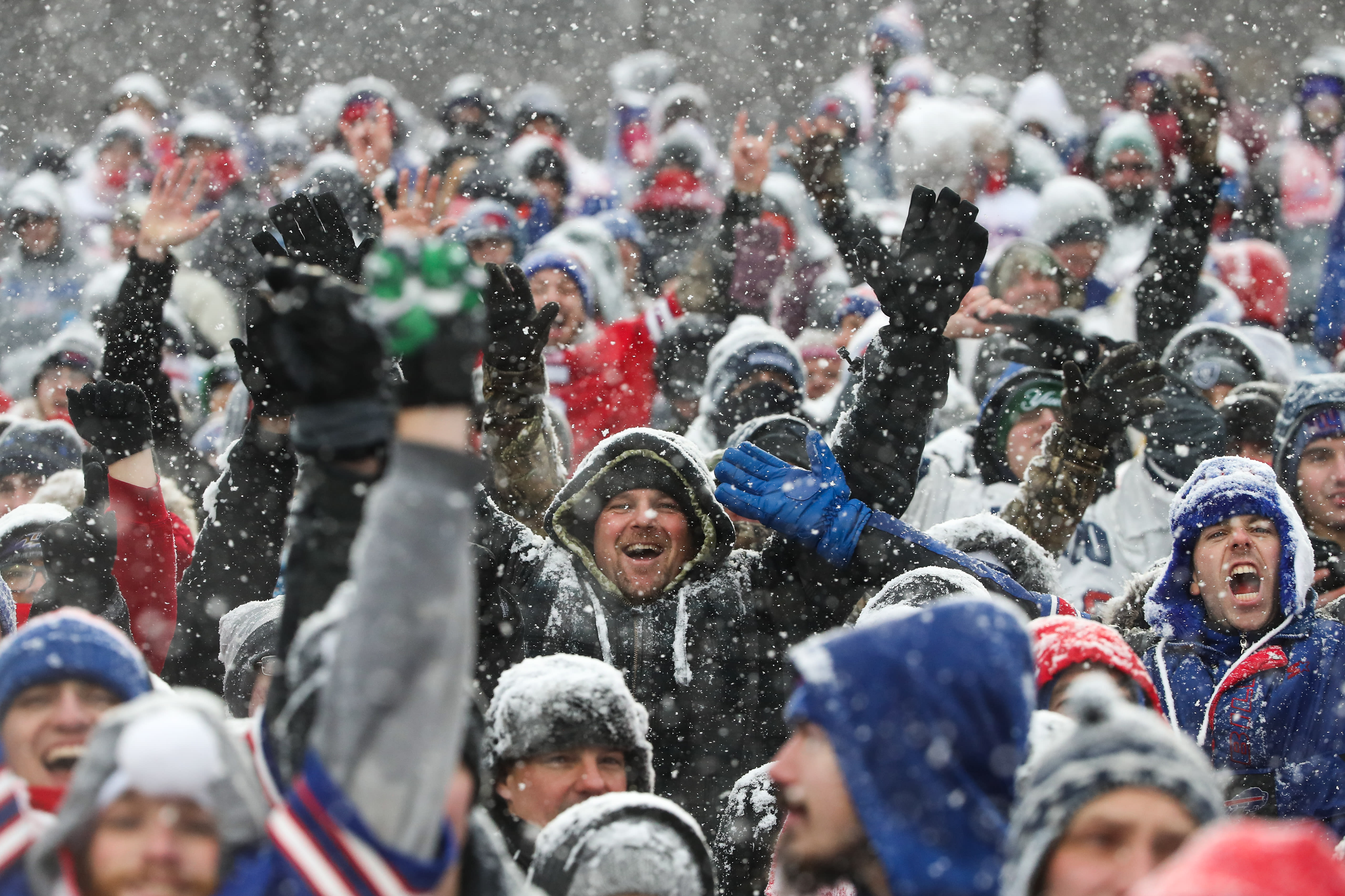 Buffalo Bills Trash Gameplan In Snow Bowl Victory