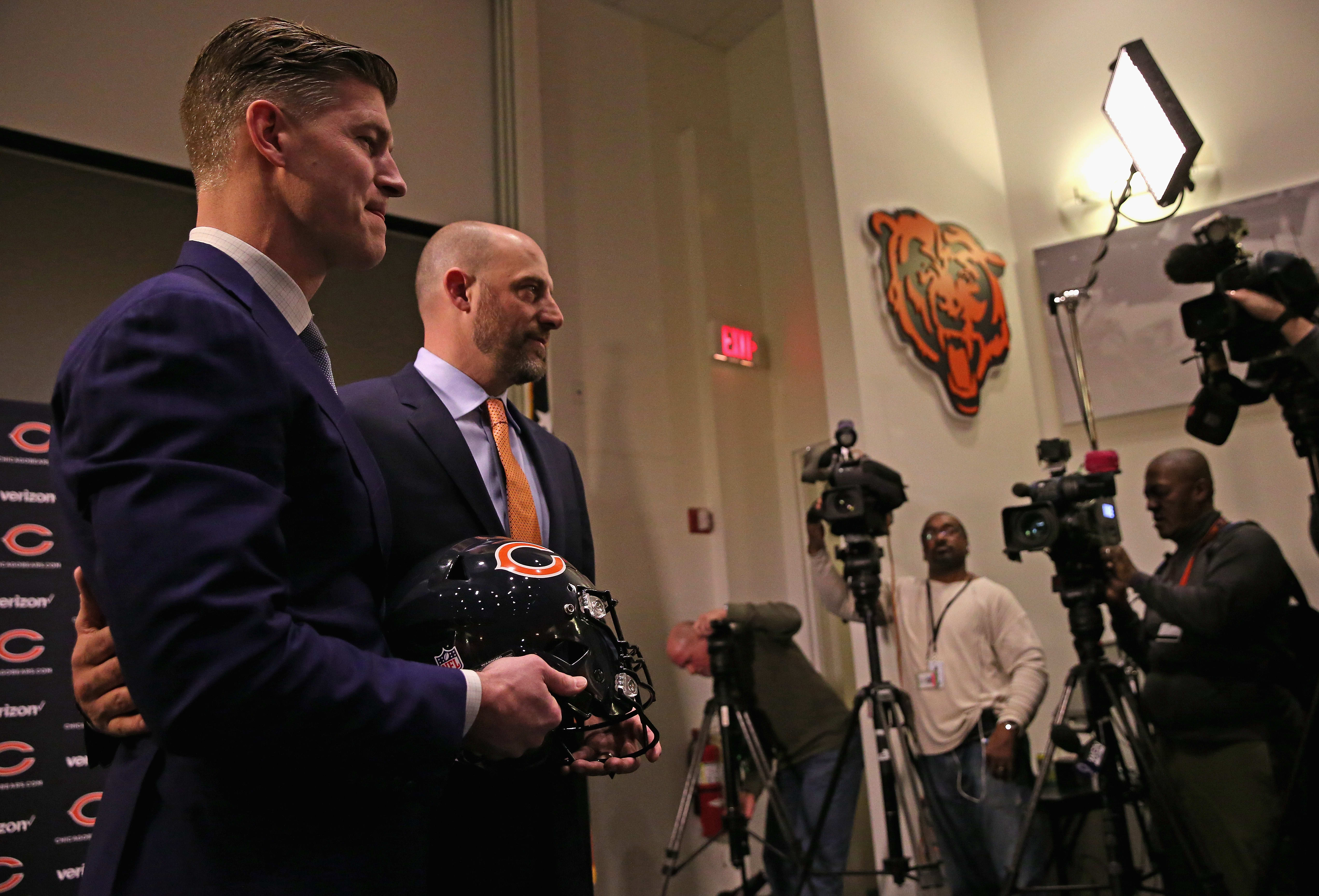 Chicago Bears, Ryan Pace