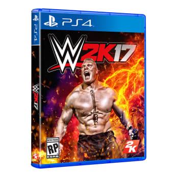 Credit: 2K Games & WWE