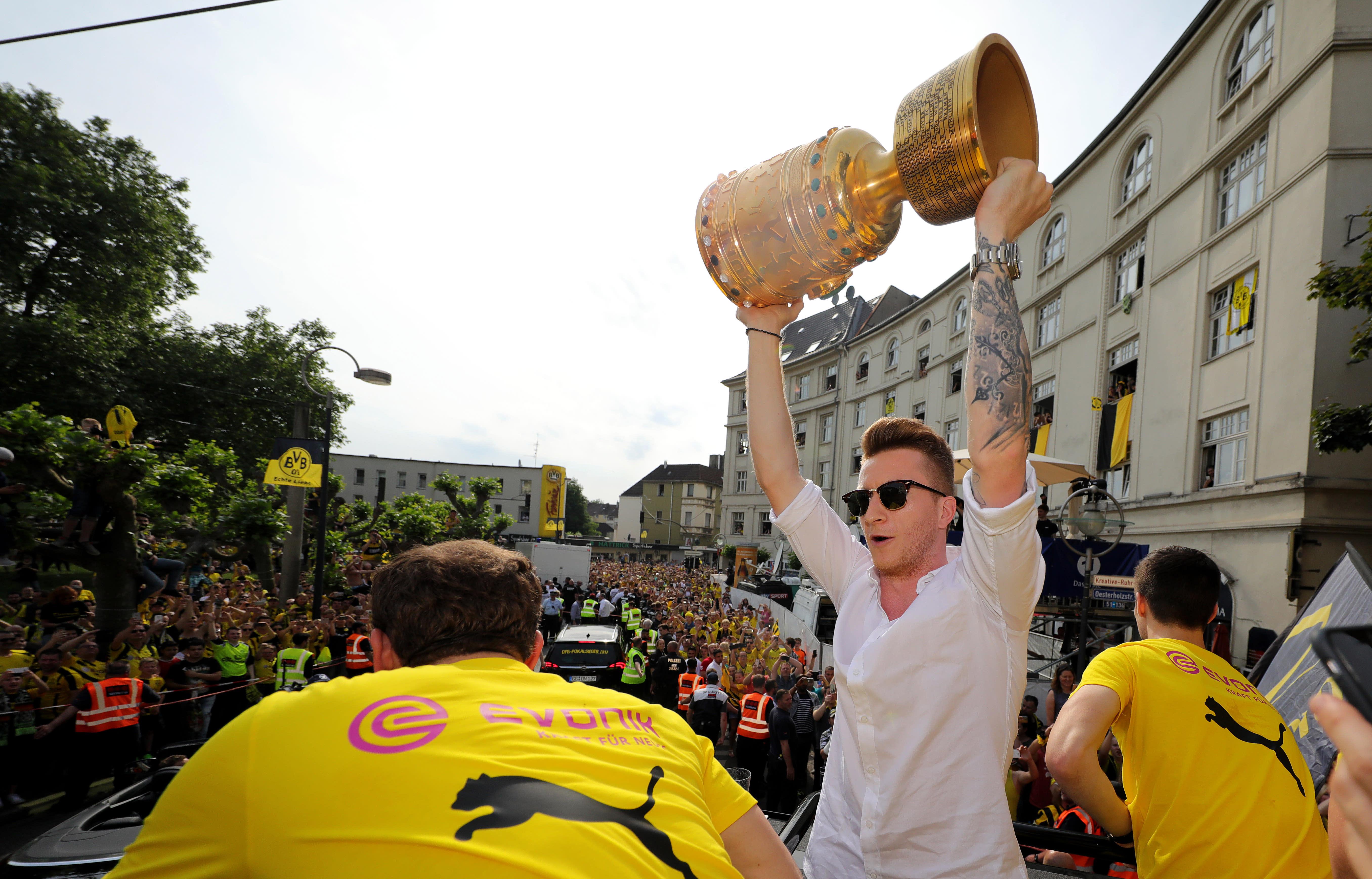 Dfb Pokal Dortmund Гјbertragung