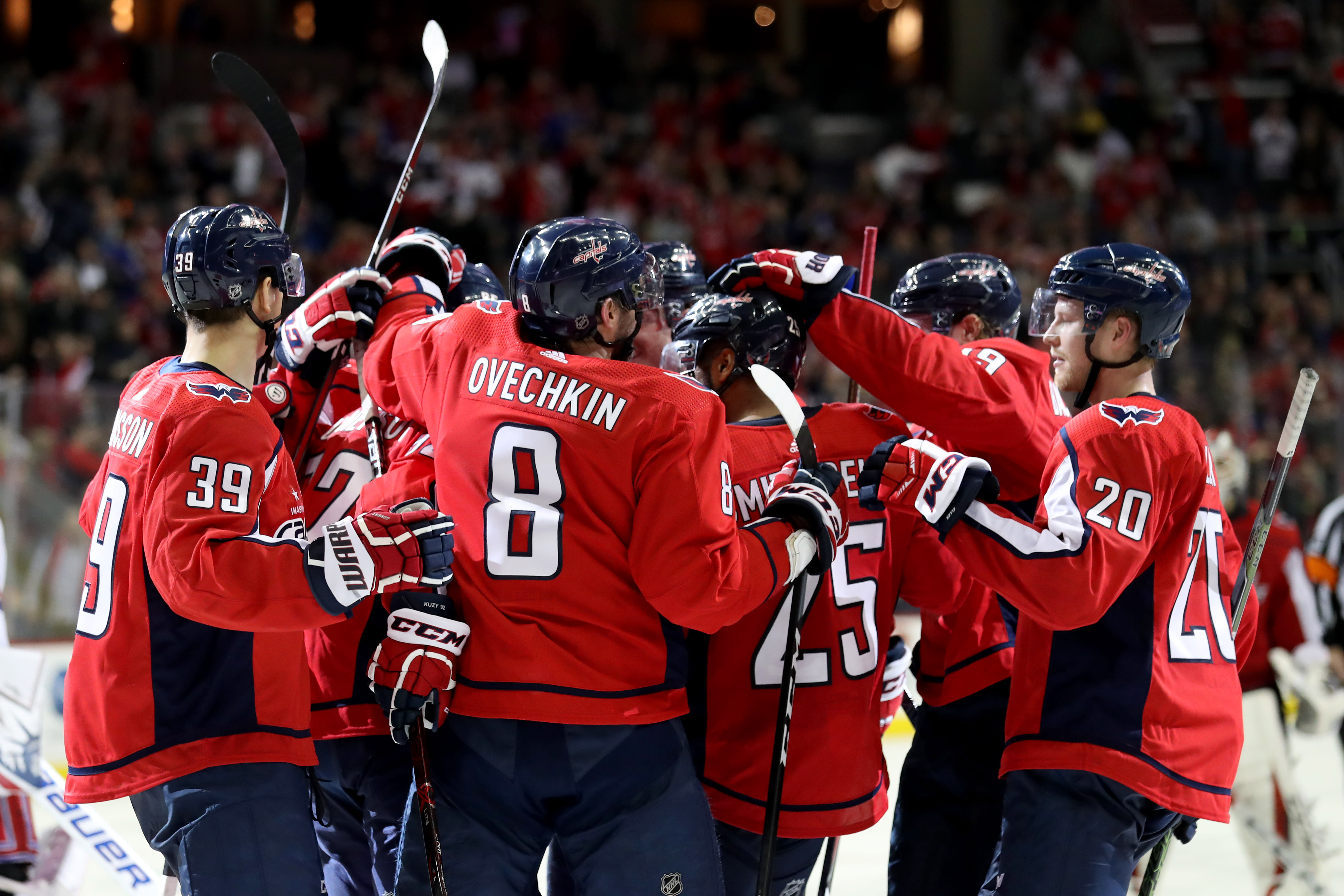 Washington Capitals 3 Reasons They Will Upset The Penguins