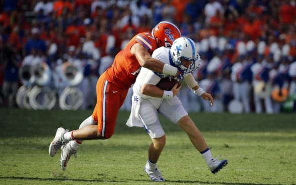 Tennessee vs Florida: 5 Gators to Watch for vs Vols - Page 3