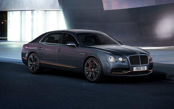 Bentley Flying Spur Design Series by Mulliner