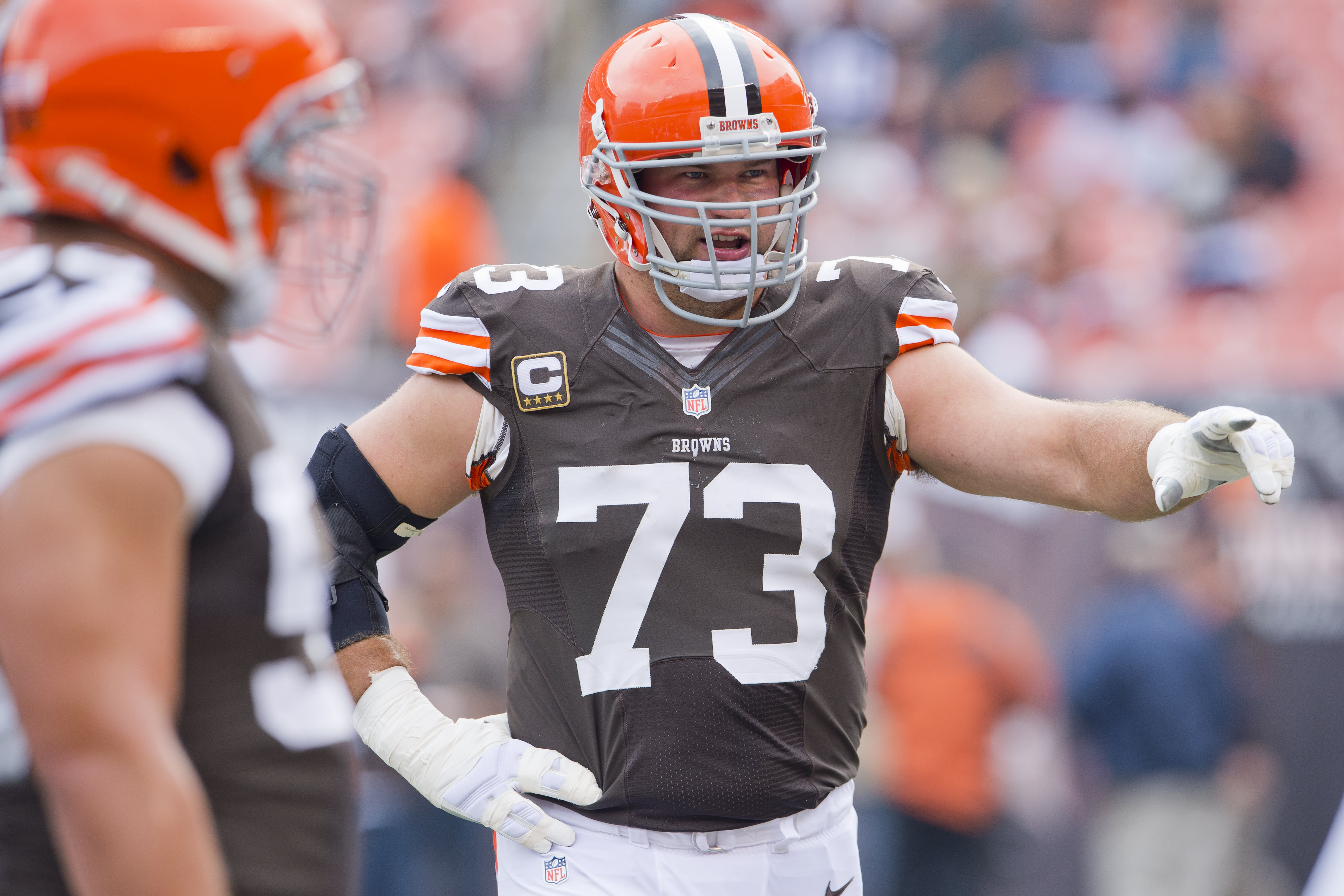 Joe Thomas, Cleveland Browns