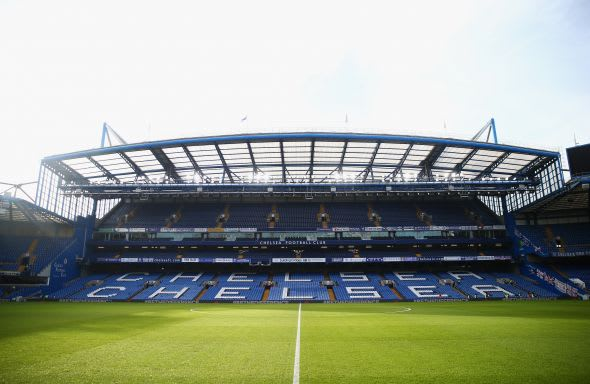 LONDON, ENGLAND - JANUARY 16: A general view of the stadium prior to the Barclays Premier League match between Chelsea and Everton at Stamford Bridge on January 16, 2016 in London, England. (Photo by Clive Rose/Getty Images)