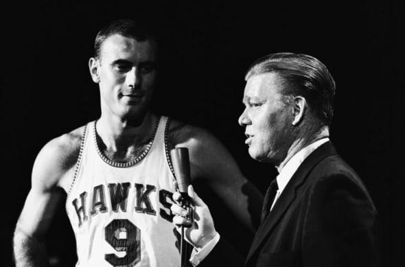 Bob Pettit, St. Louis Hawks