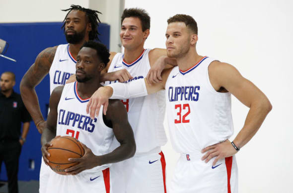Los Angeles Clippers 5 Takeaways From 2017 18 Media Day