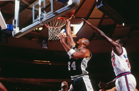 Terry Cummings, San Antonio Spurs
