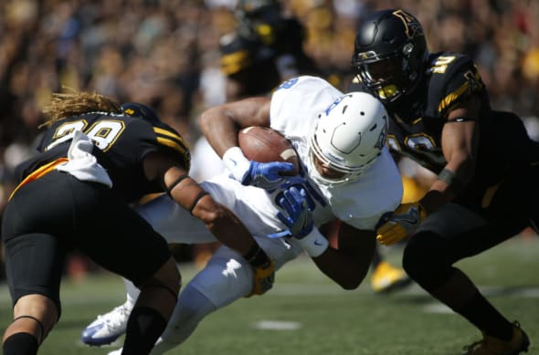 Tennessee football vs. ETSU: 5 Bucs to watch for against ...