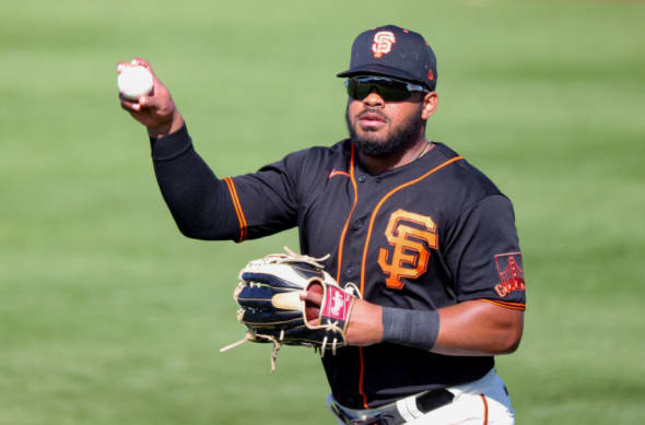 SF Giants, Heliot Ramos