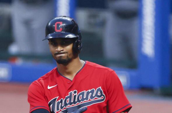 Oscar Mercado, Cleveland Indians