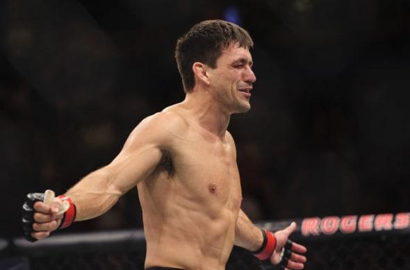 UFC MMA Demian Maia Brazilian
