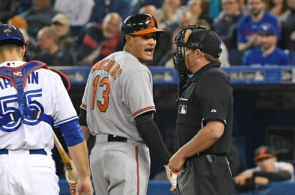 MLB: Manny Machado