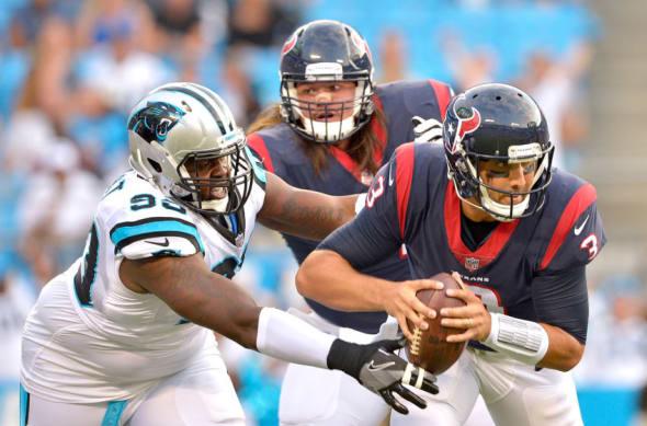 Kawann Short, Carolina Panthers