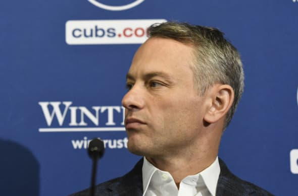 Chicago Cubs / Jed Hoyer