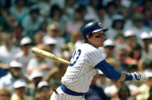 Chicago Cubs: Bobby Dernier still remains a fan favorite to this day