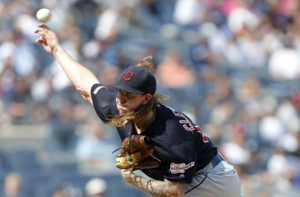 Indians Yankees Clevinger