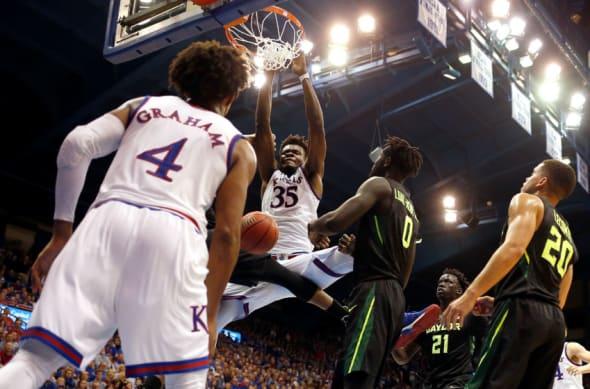 College Basketball Power Rankings