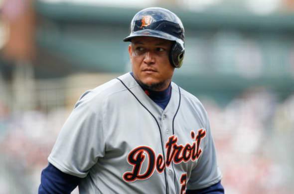 MLB: Detroit Tigers at Atlanta Braves