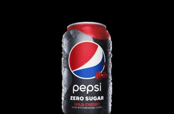 Pepsi, Pepsi Zero Sugar Wild Cherry