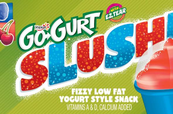 Go-Gurt Slushie