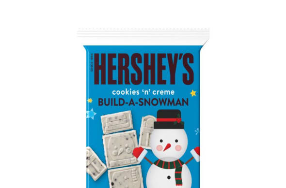 New Hershey's holiday candy