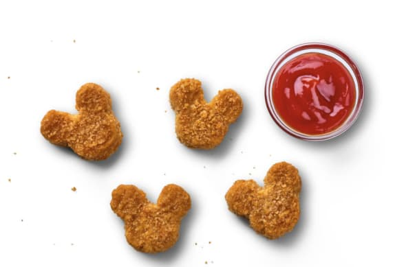 Incogmeato Mickey Mouse Nuggets