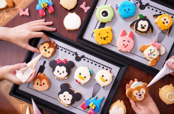 Biscuits au beurre de Hong Kong Disneyland Resort