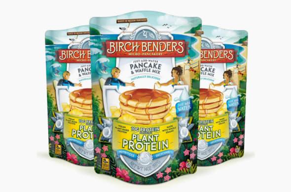 Birch Benders Plant Protein Pancake Mix