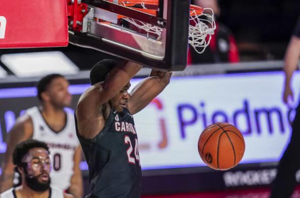 south carolina basketball