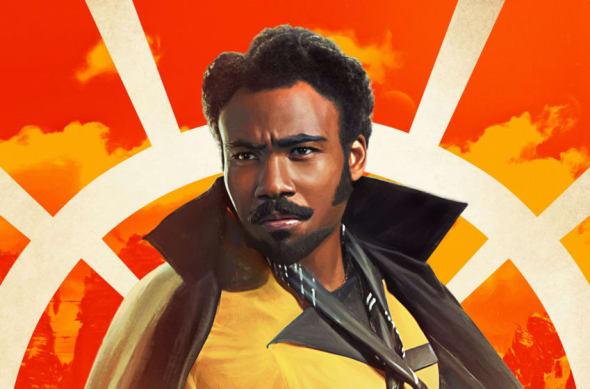 Han Solo, Lando