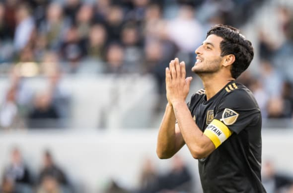 MLS, Carlos Vela