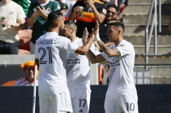 MLS, LA Galaxy, Cristian Pavon
