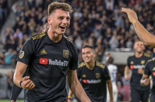 LAFC, MLS, Tristan Blackmon